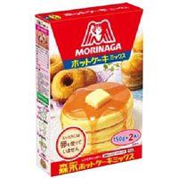森永製菓 森永 ホットケーキミックス 300g x6 5270406 1箱(6P入)(直送品)