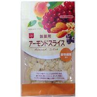 共立食品 ハンドメイト 製菓用アーモンドスライス 80g x6 5723583 1箱(6P入)(直送品)