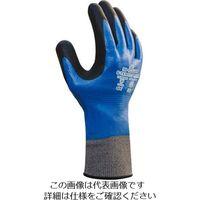 エスコ(esco) [L] 手袋(耐切創/ステンレス系・ポリエステル・ニトリルコート 1セット(3双) EA354BE-33(直送品)