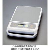 エスコ(esco) 60kg(10g) デジタルポータブルスケール 1個 EA715CB-32(直送品)