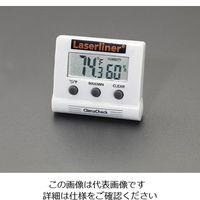 エスコ(esco) デジタル最高最低温度・湿度計(マグネット付) 1セット(3個) EA728AG-1(直送品)