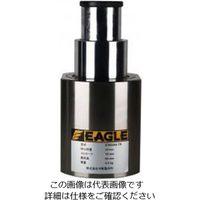 エスコ(esco) 5ton 84-154mm シリンダージャッキ(超低床/2段式) 1台 EA993KG-5(直送品)