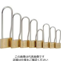 アルファ(ALPHA) アルファキー2本付南京錠吊長1000-20LS 1000-20LS 1個(直送品)