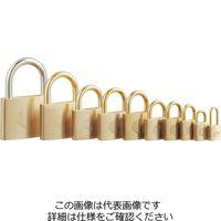アルファ(ALPHA) アルファKA30E040キー3本付南京錠1000-40同キーOSA 1000-40OSA 1個(直送品)