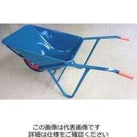 イワキ(IWAKI) 関越工業 3切A型一輪車セット グリーン エアータイヤ付 A-AW 1台(直送品)