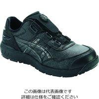アシックス ウィンジョブCP306 BOAブラック/ブラック 23.5cm 1273A029.001-23.5 195-1726(直送品)