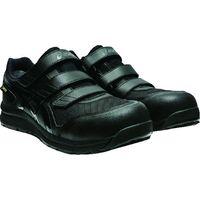 アシックス ウィンジョブCP602 G-TX ブラック×ブラック 26.5cm 1271A036.001-26.5 195-1503(直送品)