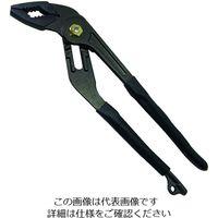 フジ矢(FUJIYA) フジ矢 超軽量ウォーターポンププライヤー(黒金) 130-250-BG 1丁 195-0140(直送品)