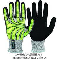 GranberG 耐切創繊維耐衝撃手袋 反射視認耐油モデル 115.9007 M 115.900708 206-4639(直送品)