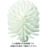 バーテック バーキュートプラス ボトルブラシ ヘッド 105 白 BCP-B105W 69471521 201-8500(直送品)