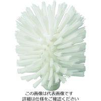 バーテック バーキュートプラス ボトルブラシ ヘッド 120 白 BCP-B120W 69471531 201-8406(直送品)