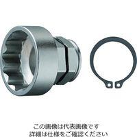 兼古製作所 アネックス オフセットアダプター30mm 専用ソケット H36mm AOA-3036 1個 200-0975(直送品)