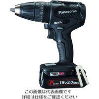 Panasonic デュアル 充電振動ドリルドライバー 18V 3.0Ahセット EZ79A3PN2G-B 206-3917(直送品)