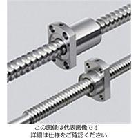 日本精工(NSK) 軸端未加工品ボールねじ SS型 W5020SS-3ZY-C5Z10 1個(直送品)