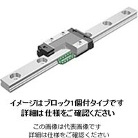 LMガイド ボールリテーナ入り ミニチュアガイド SRS形 SRS9MUU+275LM(直送品)