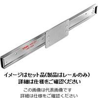 スライドパック 標準タイプ レールノミ FBW3590XR形 FBW3590XR+750L(RAIL ONLY)(直送品)