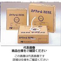 酒井化学工業 ミナフォームマルマル 18mmX80m巻き 80m入 18mmX80mマキ 1セット(400m:80m×5ケース)(直送品)