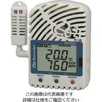 ティアンドデイ(T&D) CO2・温度・湿度データロガー TR-76UI TDTR-76UI 1台(直送品)