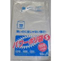 船場化成 パワーゴミ袋S 120L 10枚入 4985420002154 1袋10枚入り×30袋(300枚)(取寄品)