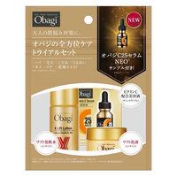 【数量限定】Obagi(オバジ) オバジの全方位ケア トライアルセット ロート製薬