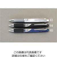 エスコ(esco) 0.5/0.7mm シャープ・ボールペン(黒・赤・青・緑/白) 1セット(10本) EA765MG-63(直送品)