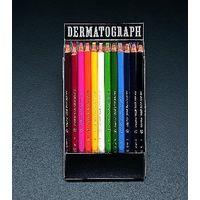 エスコ(esco) 12色 色鉛筆セット 1セット(48本:12本×4組) EA765MD-12(直送品)