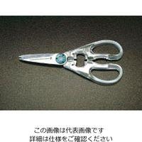 エスコ(esco) 200mm 料理はさみ 1セット(3丁) EA912HE-5(直送品)