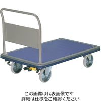 エヌケーキャリーキャスター スチール台車 BS-506ST 1台(直送品)
