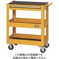 KTC 京都機械工具 2021 SKSALE 3段1引出し ツールワゴン イエロー SKX2613Y3(直送品)