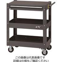 KTC 京都機械工具 2021 SKSALE 3段1引出し ツールワゴン グレー SKX2613GY(直送品)