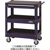 KTC 京都機械工具 2021 SKSALE 3段1引出し ツールワゴン ネイビー SKX2613NV(直送品)