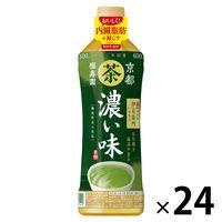 サントリー 緑茶 伊右衛門 濃い味 600ml 1箱(24本入)の画像