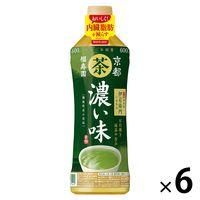 サントリー 緑茶 伊右衛門 濃い味 600ml 1セット(6本)の画像