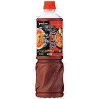 ミツカン 業務用 鍋つゆ 麺&鍋大陸 キムチチゲスープの素 8本