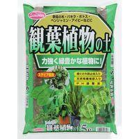 サンアンドホープ 観葉植物の土(ステビア配合) 5L 4543693006516 1個(直送品)
