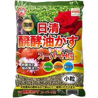 日清ガーデンメイト 醗酵油粕スーパーHg 小粒 2kg 4560194952418 1個(直送品)