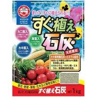 日清ガーデンメイト すぐ植え石灰 1kg 4560194952500 1個(直送品)