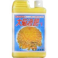 国華園 大菊液肥V 1kg 4905559080113 1個(直送品)