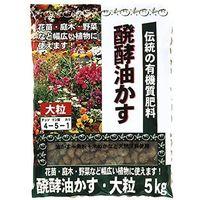 東商 伝統醗酵油かす大粒 5kg 4905832500222 1個(直送品)