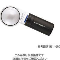 スタック・アンド・オプティーク LEDワイドライト ルーペ・モベースセット 6倍 1511-6M 1セット 4-3015-05(直送品)
