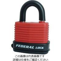 喜一工具 ダイヤル錠(屋外用) レッド RL40W-R-P 1個 4-2345-02(直送品)