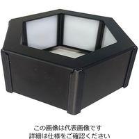 ウイルダイフレックス 6面発光検査照明 ヘキサライト 3kg PTL11 1台 4-2606-02(直送品)