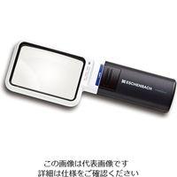 エッシェンバッハ光学ジャパン(ESCHENBACH) LEDワイドライトルーペ 4倍 1511-4 1個 63-1331-26(直送品)