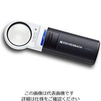エッシェンバッハ光学ジャパン(ESCHENBACH) LEDワイドライトルーペ 7倍 1511-7 1個 63-1331-28(直送品)
