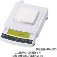 島津製作所 上皿天びん UP-X・校正分銅内蔵タイプ 620g 最小表示:0.001g UP623X 1個 1-6735-13(直送品)
