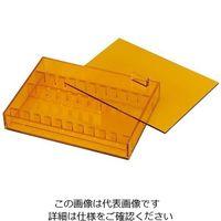 アズワン ESDピンセットケース(フタ付き) 275×210×40mm 1個 4-1431-01(直送品)
