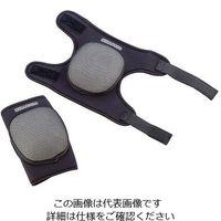 中部物産貿易 ひざ小僧(ニーパッド) フリー 1足 4-1383-01(直送品)