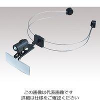 ビクセン(Vixen) ニューヘッドルーペTL ライト付き 1個 1-2447-12(直送品)