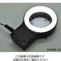 オプター 顕微鏡用LED照明(ACアダプター式) 赤 L30-AD12R 1個 4-1828-02(直送品)