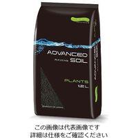 アズワン アドバンスソイル 水草用 1.2L 1ケース(12袋) 4-1707-01(直送品)